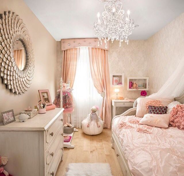 32 Dreamy Bedroom Designs For Your Little Princess: Pin By Ileana On Baby Sibela