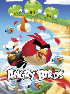Mobile Phone 240x320 Angry birds Wallpapers HD Desktop Adorable