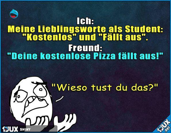 Gemeiner Freund! | Witziges | Funny, Funny Quotes und Funny stories