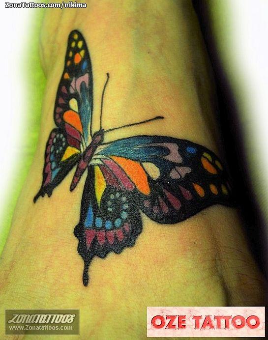 tatuajes de mariposas para hombres - Buscar con Google