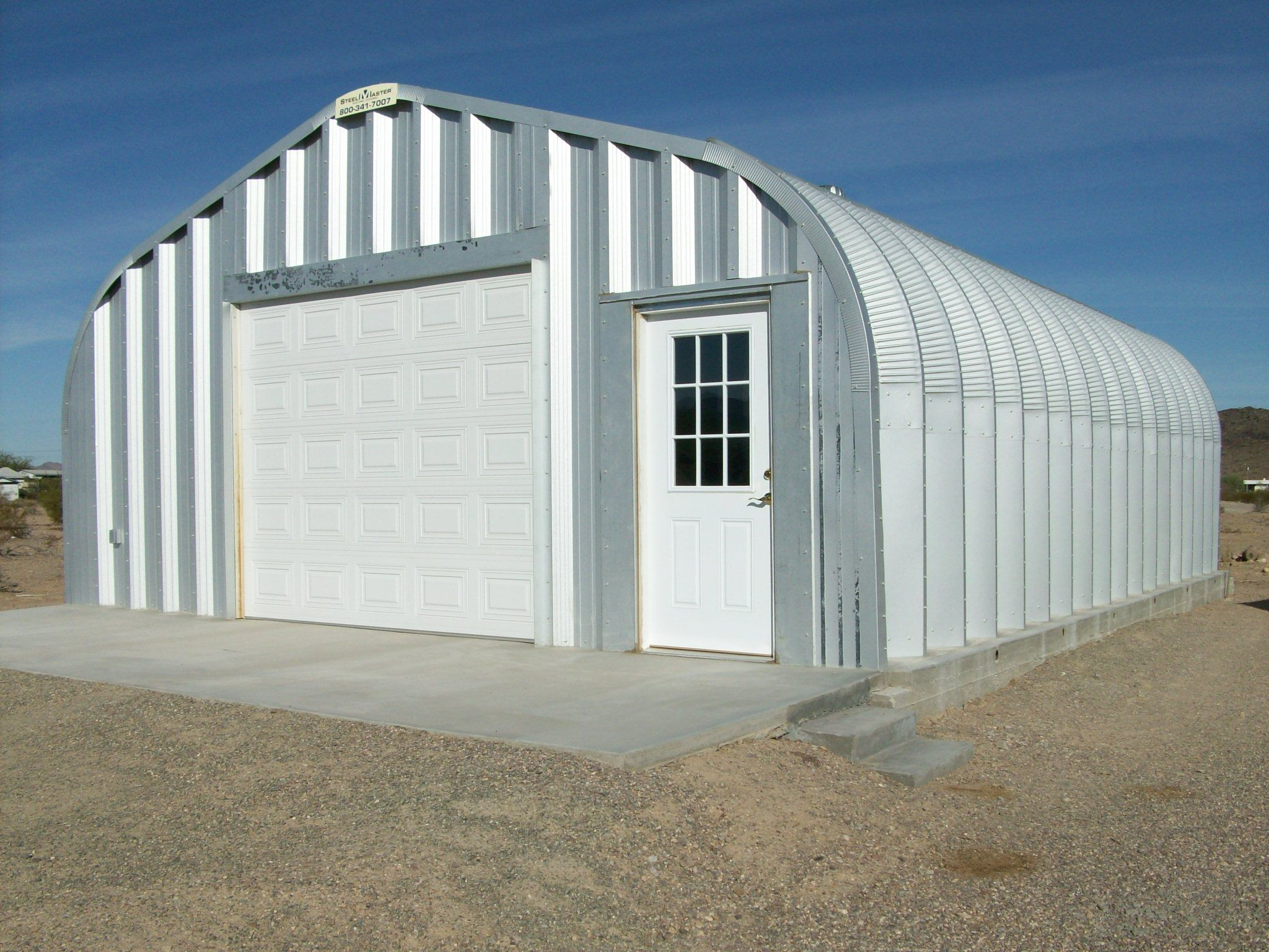 Steelmaster Buildings Is A Global Provider Of Prefabricated Arch Steel