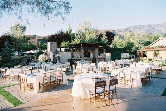 One of the most beautiful outdoor wedding venue in SoCal ...
