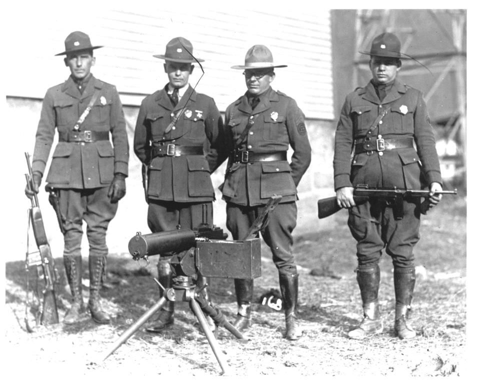 West Virginia State Police West virginia history, West
