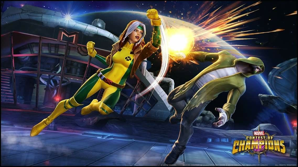 Rogue Wallpaper Contest Of Champions Marvel Rogues