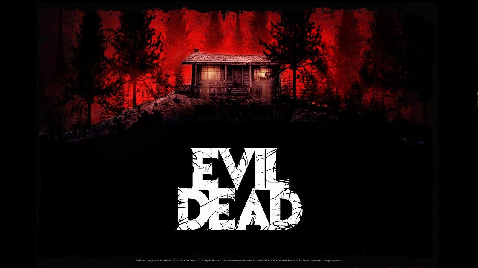 Evil Dead Wallpaper Wallpapersafari Movie Poster Art Sam Raimi Poster Art