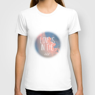 #Society6                 #love                     #love #is... #T-shirt #Alice #Society6              love is... T-shirt by Alice C.   Society6                                     http://www.seapai.com/product.aspx?PID=1795938