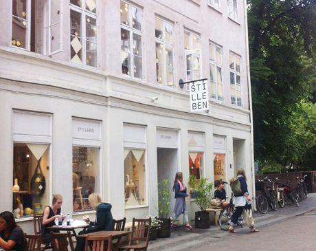 Welcome - Stillebenshop.com - A nice shop in Copenhagen