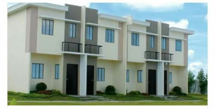 Angeli Townhouse Model Homes House Styles House