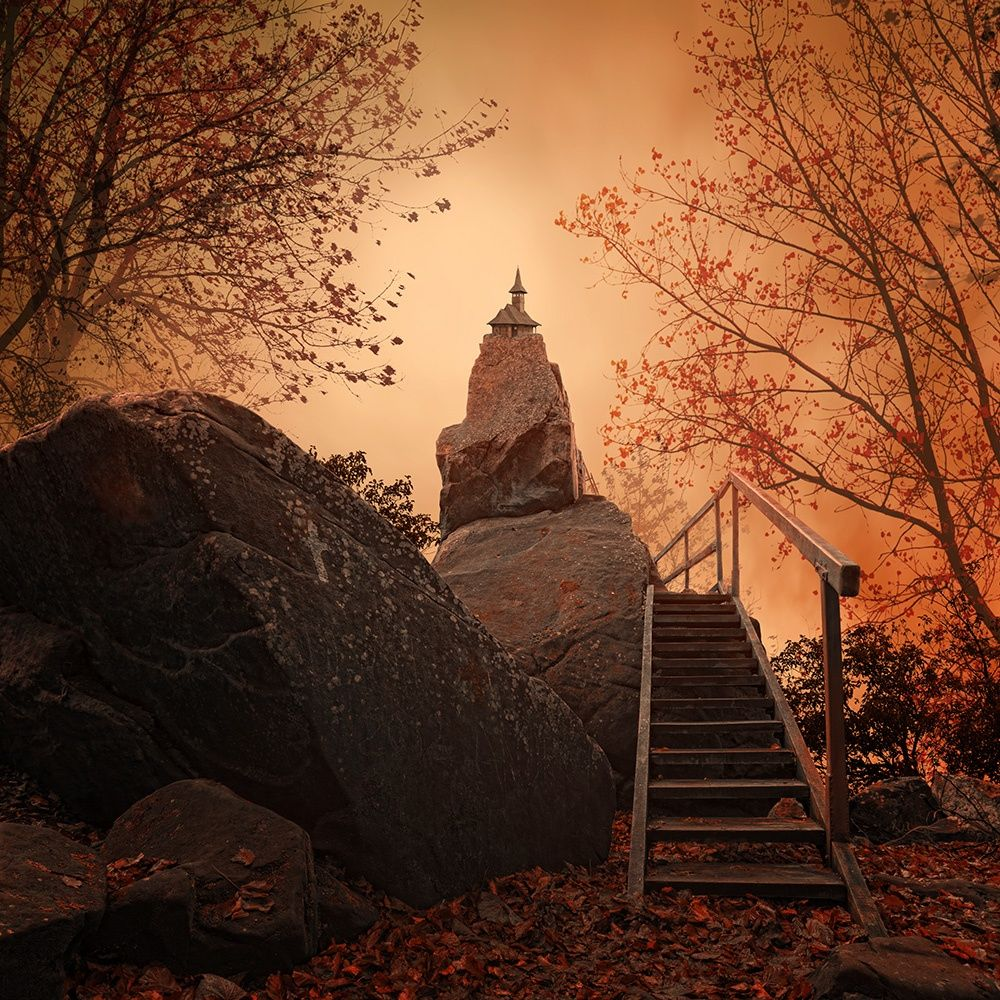 Photograph Mysterious house by Caras Ionut on 500px