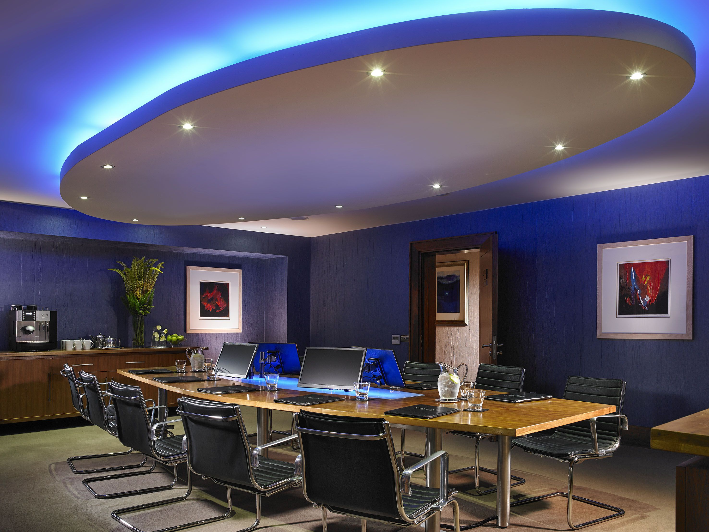 The Boardroom at Castleknock Hotel & Country Club, Dublin, Ireland