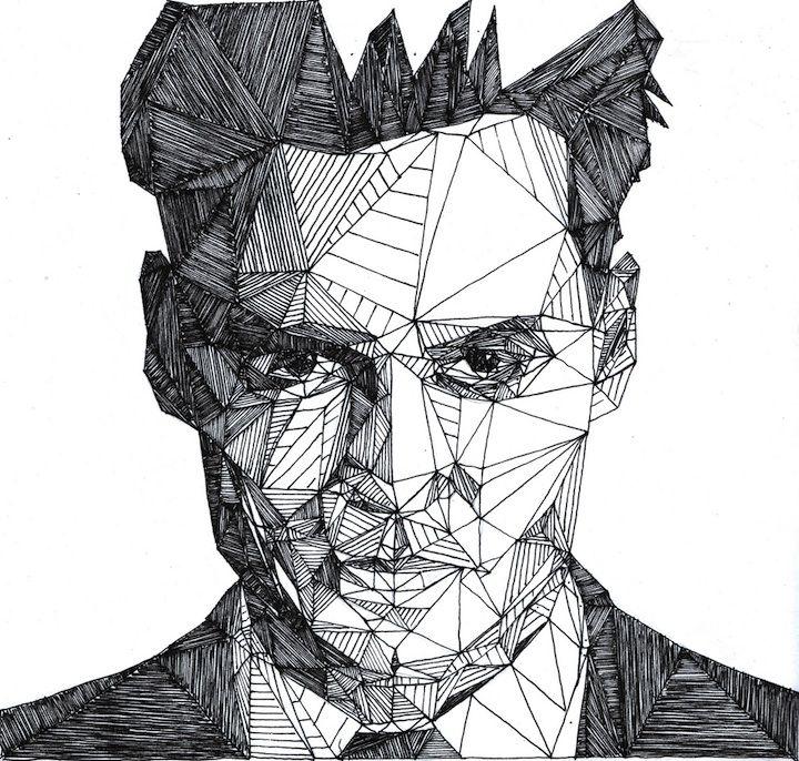More Dazzling Pen Portraits by Josh Bryan