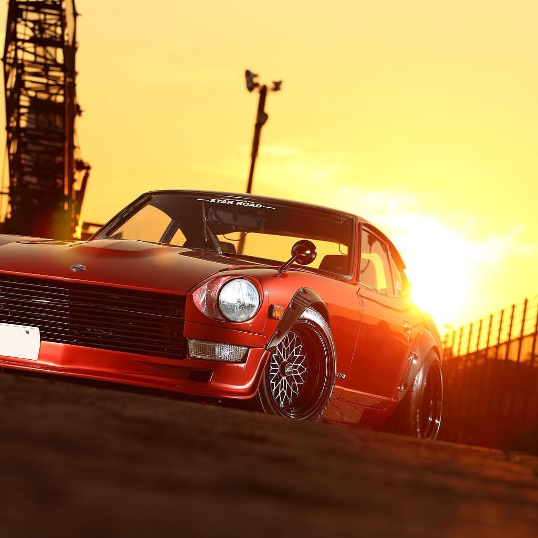 Datsun Car Wallpaper: #Starroad #GlowStar #Datsun #240Z #260Z #280Z