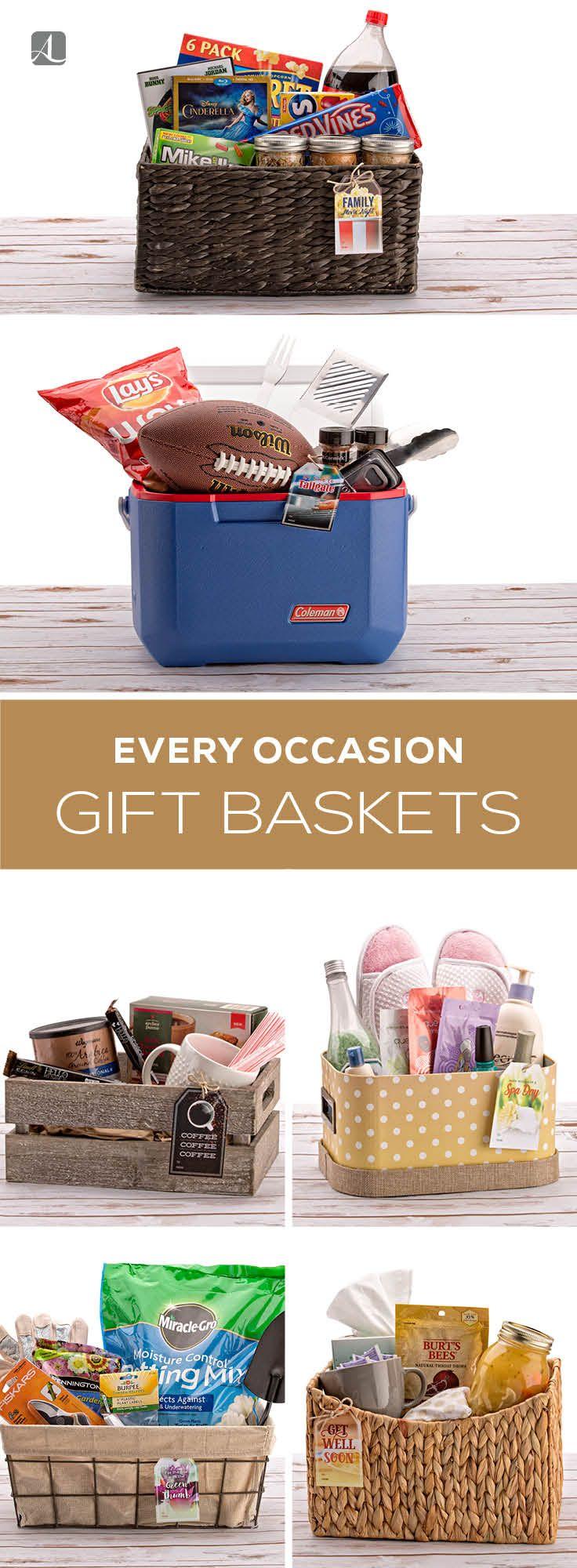 6 sensational gift basket ideas unique gift baskets