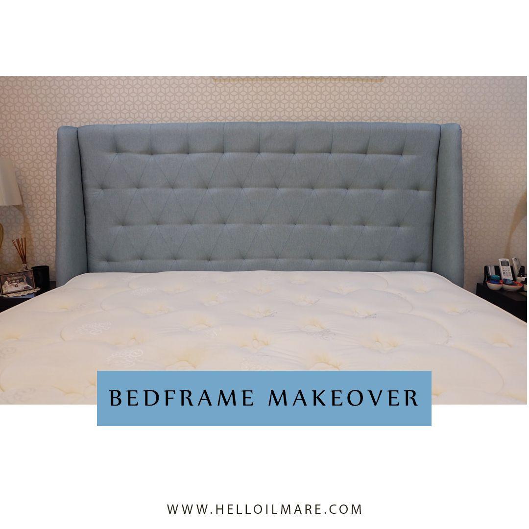 Bedframe Bedroom Home Headboard Dengan Gambar