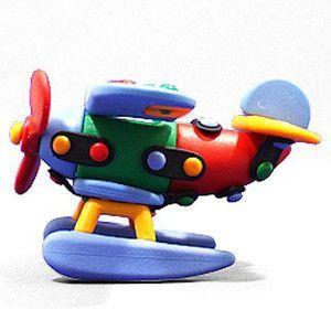 ブロック水上飛行機