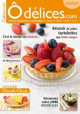Magazine Odelices n°6 Cuisine - creer sa cuisine en d gratuit