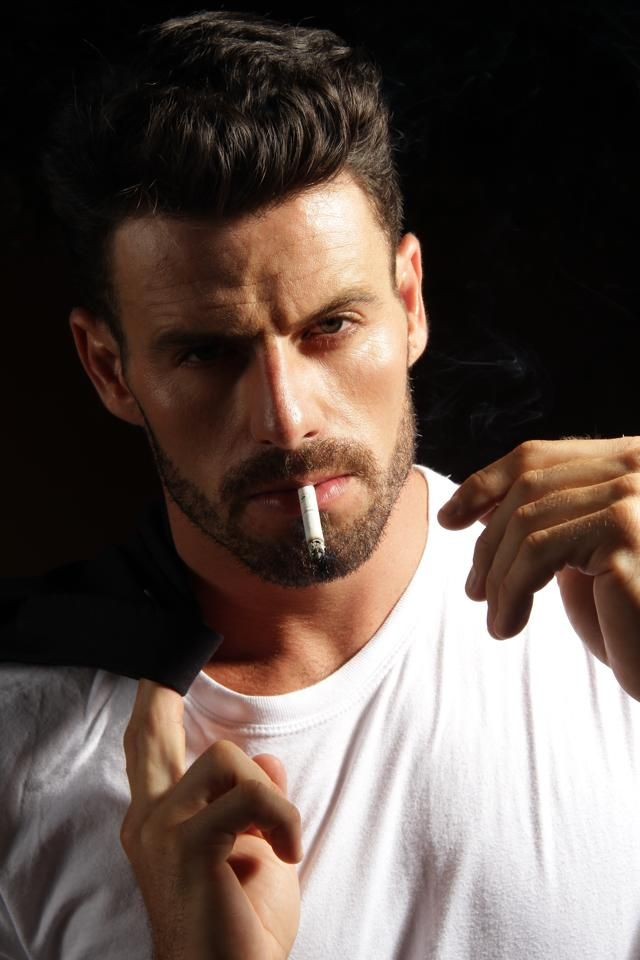 Hugo Trufelli Even I Hate Smoking Guy But I Need To