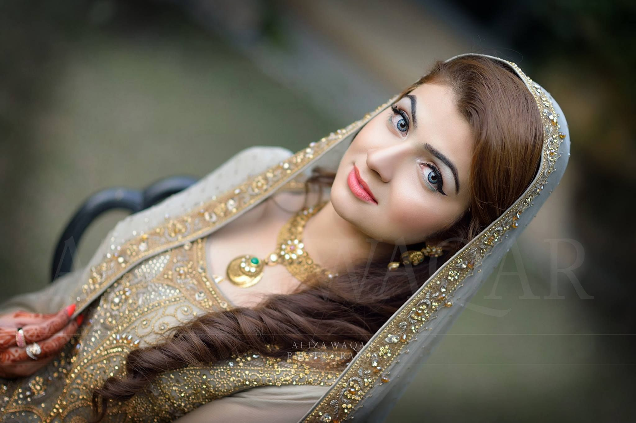 Aliza waqar photography | Wedding photography of engagement brides