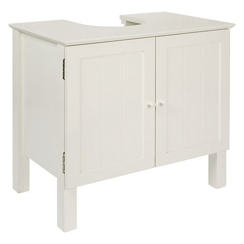 Buy John Lewis St Ives Under Sink Unit From Our Bathroom Cabinets Range At John  Lewis.