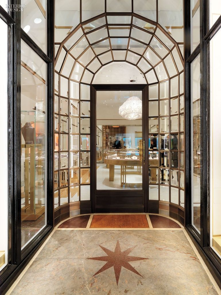 LUXURY lNTERIOR DESIGN PROJECTS | Peter Marino designs new store the Bulgari Legend in London|http://bocadolobo.com/ #interiordesignprojects #moderninteriordesign #petermarino