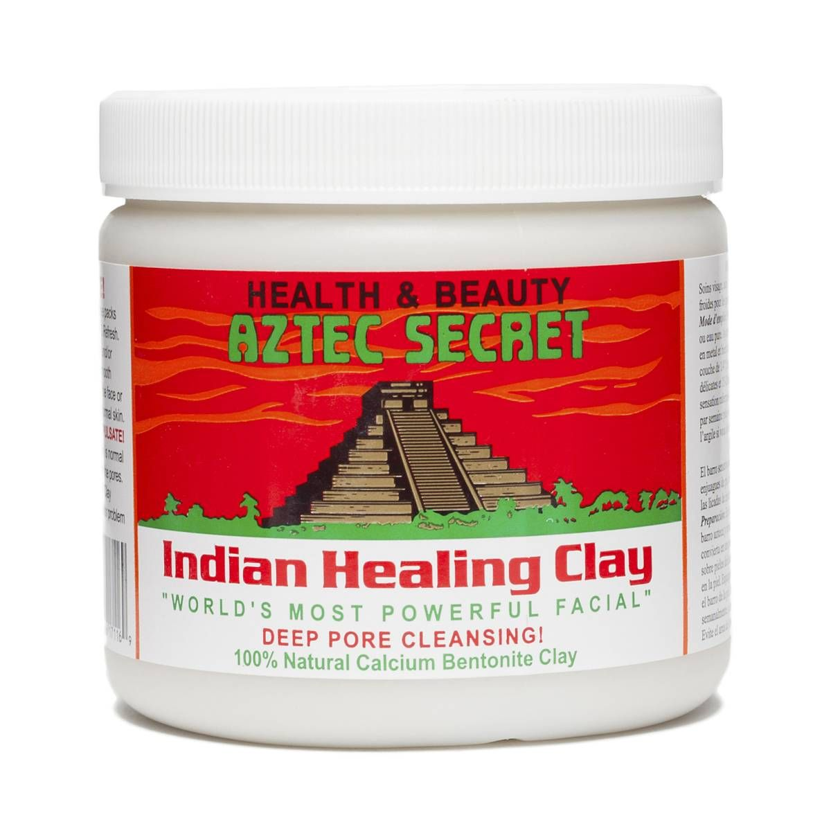 Aztec Secret Indian Healing Clay With Images Indian Healing Clay Healing Clay Aztec Secret Indian Healing Clay