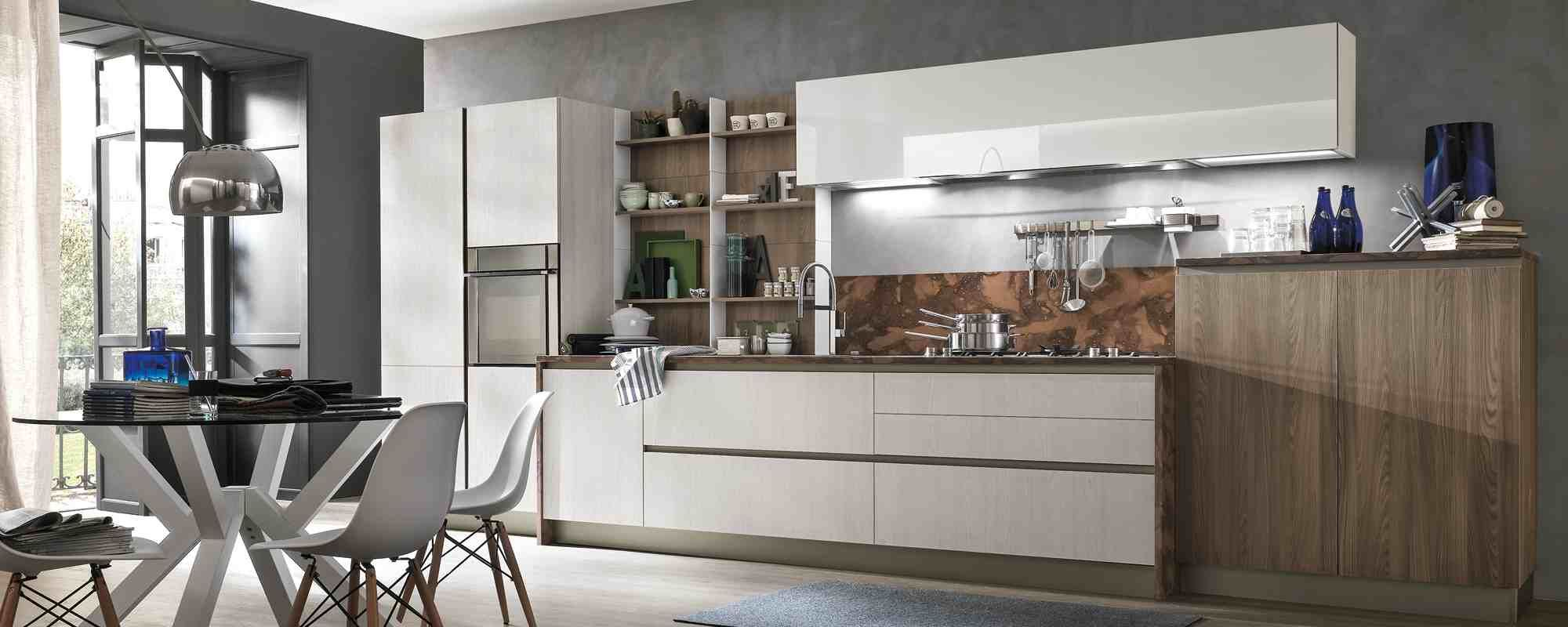 cucine moderne stosa - modello cucina infinity 04 | Kitchens | Home ...
