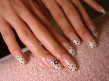 Choice nails, sweet!