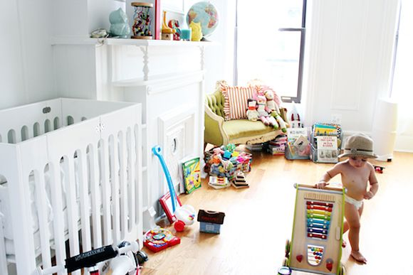Chambre enfant mixte, reportage photo chez 2 petits jumeaux Kids