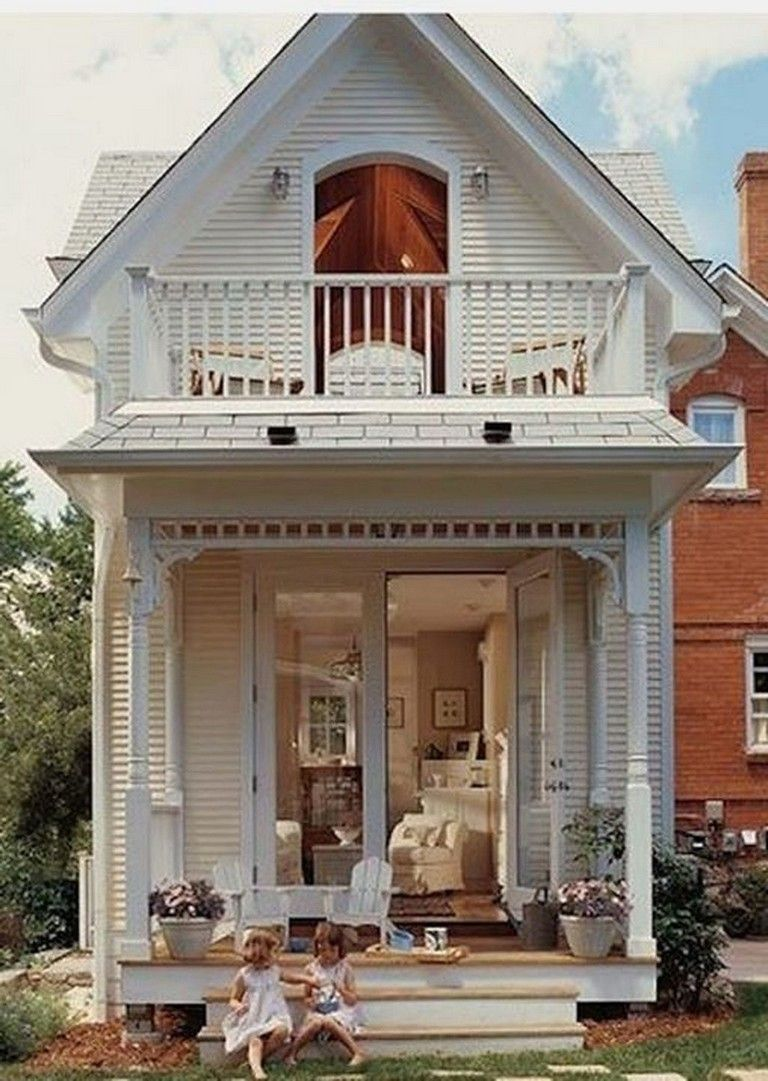 20 Admirable Victorian Small House Ideas Page 7 Of 20 Small Cottage Homes Small Cottage House Plans Small Cottages