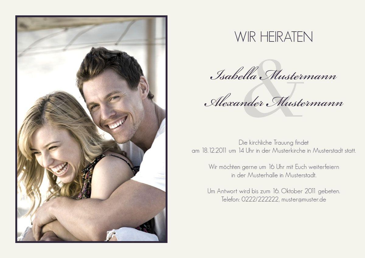 Schön Einladungskarten Hochzeit Vorlagen Kostenlos