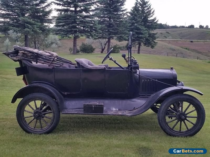 1916 Ford Model T touring #ford #modelt #forsale #canada | Cars ...