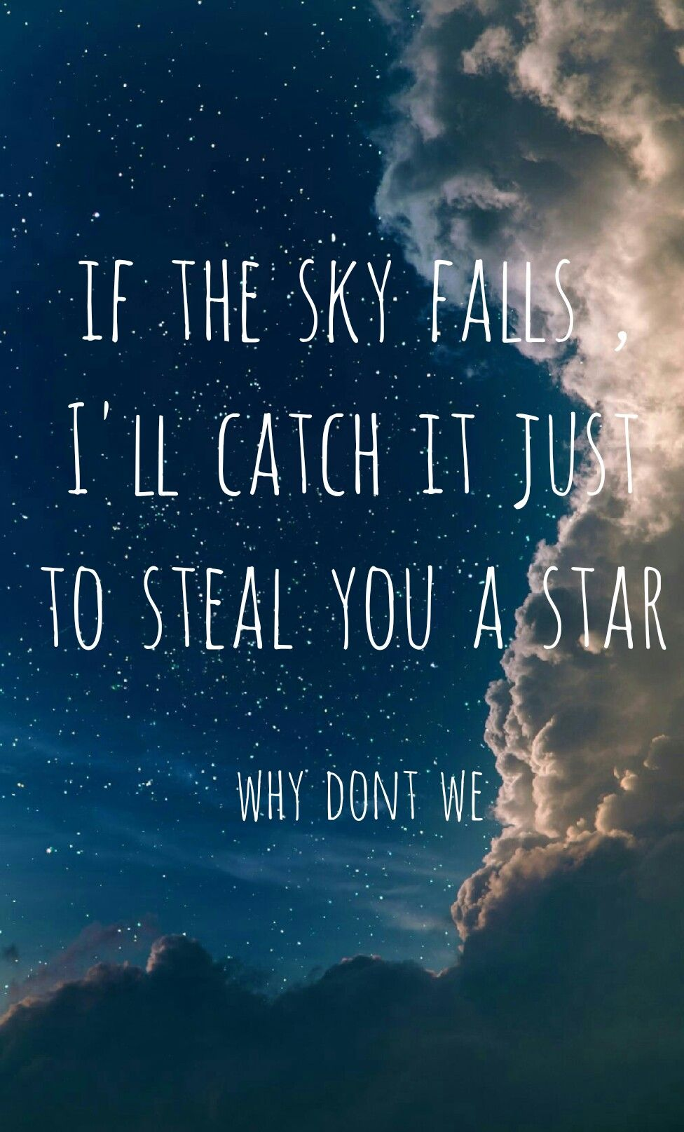 Why dont we Wallpaper Lyrics from why dont we 'free