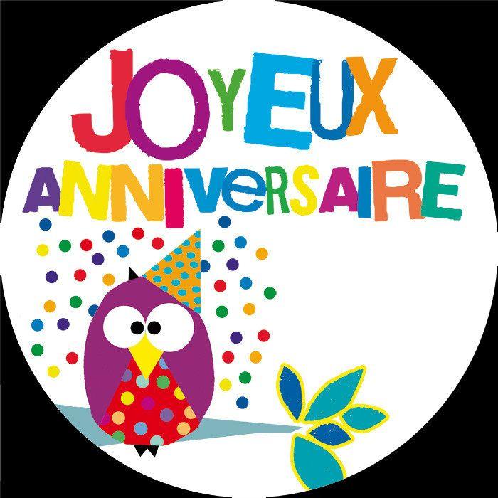 Miss Hibou A 5 Ans Happy Birthday Owl Birthday Wishes