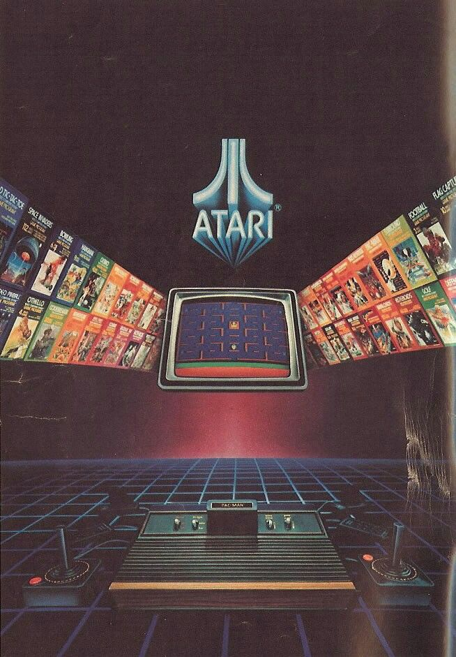 Pin By Loida Gilmer On Atari 2600 Vcs Video Game Console Vintage Video Games Retro Videos Retro Video Games