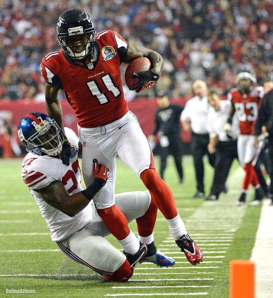 11 Julio Jones With Images Atlanta Falcons Football Atlanta Falcons Fans Falcons Football