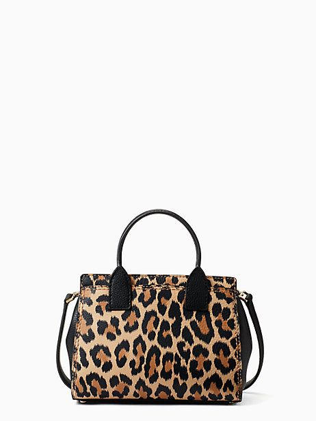 f471abe8a Kate Spade Dunne Lane Leopard-print Small Lake, Leopard | Products ...