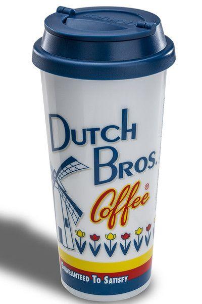 5e18fe9746f Dutch Bros. Cup Travel Mug   Coffee Love in 2019   Dutch bros, Dutch ...