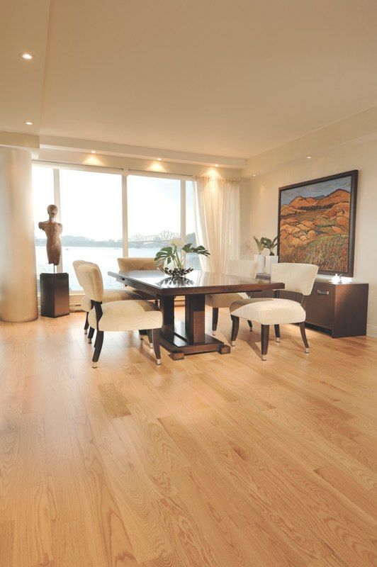 Red Oak Exclusive - Natural Collection by Mirage Floors - Match Wall Color To Medium Stain Oak Flooring - Google Search