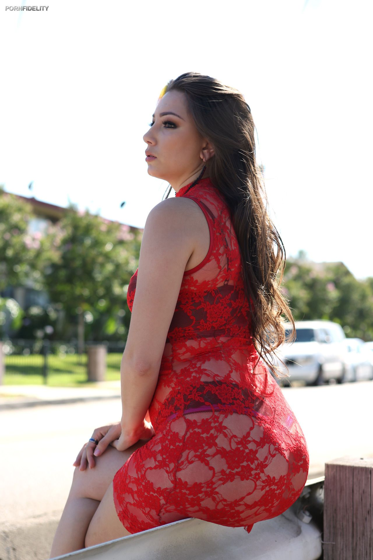 Sfwbutveryhot Alexis Rodriguez Aka Alyssa Gadson Check Out Her Blog Alyssagadson