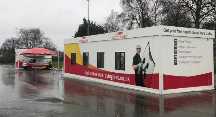 Autoglass® opens new centre in Carlisle in 2020 Glass