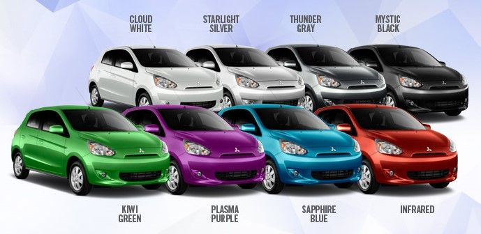 The Mitsubishi Mirage Chassis, Engine and Price