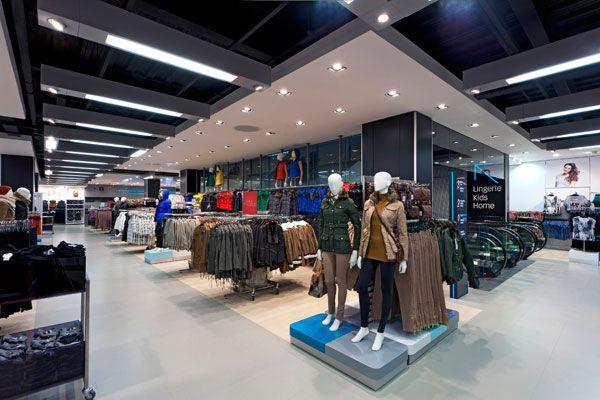 Retail interiordesign store environment primark for Interior design agency edinburgh