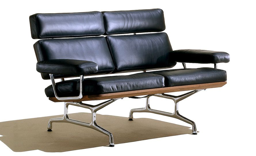 Eames 2 Seat Sofa With Images