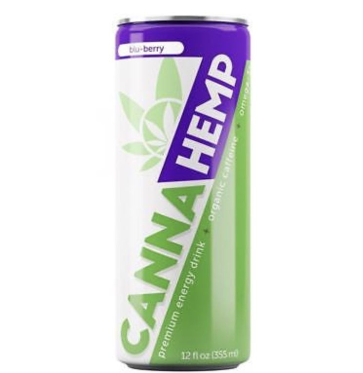 Canna Energy Drink Drinks Sports Drink Energy Drinks