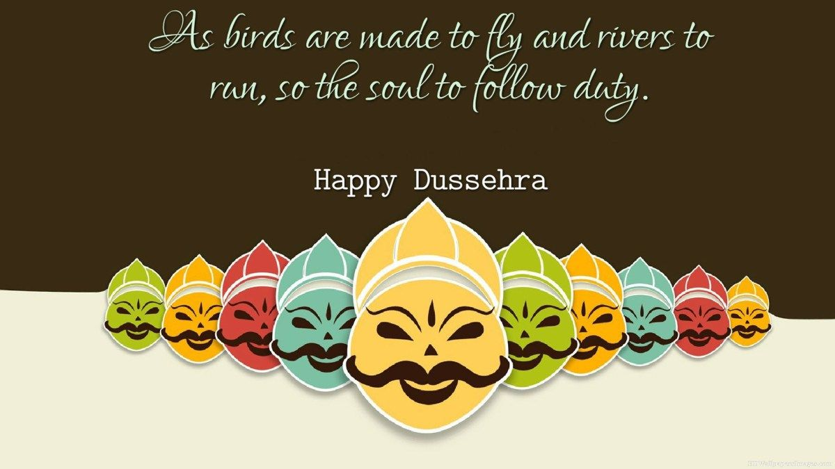Happy Dussehra Quotes Sayings Vijayadashami Quotes And Sayings