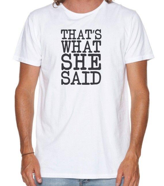 Love This Famous Michael Scott Quote T Shirt Mens Tshirts Cool T Shirts Funny Shirts