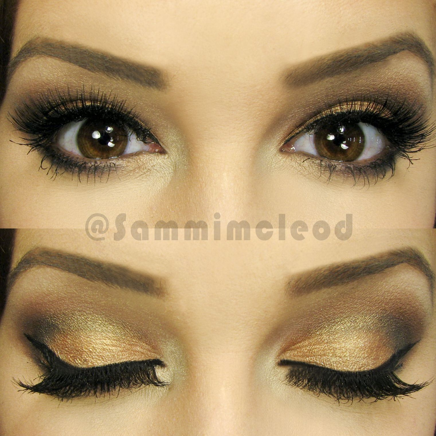 Holiday makeup video tutorial at httpsyoutubewatchv holiday makeup video tutorial at httpsyoutube baditri Choice Image