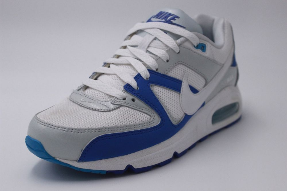 air max command uomo blu