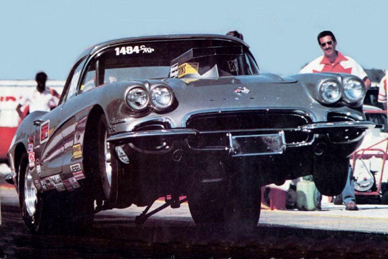 1965 Corvette Coupe A B production race car, SVRA, HSR ...  Corvette Modified Production Drag Cars