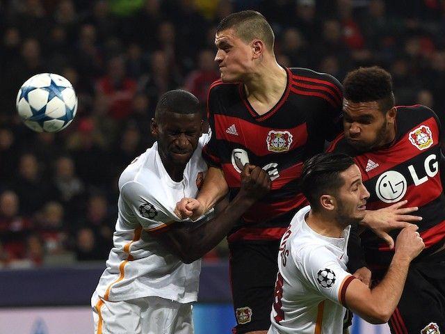 Judi Bola Terbesar - AS Roma Dinilai Keropos Defensenya